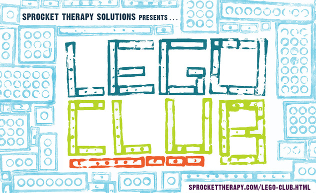 Sprocket Therapy Solutions Lego Club